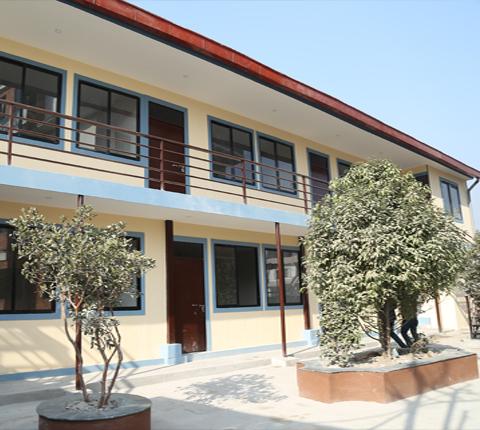 Central Engineering Campus